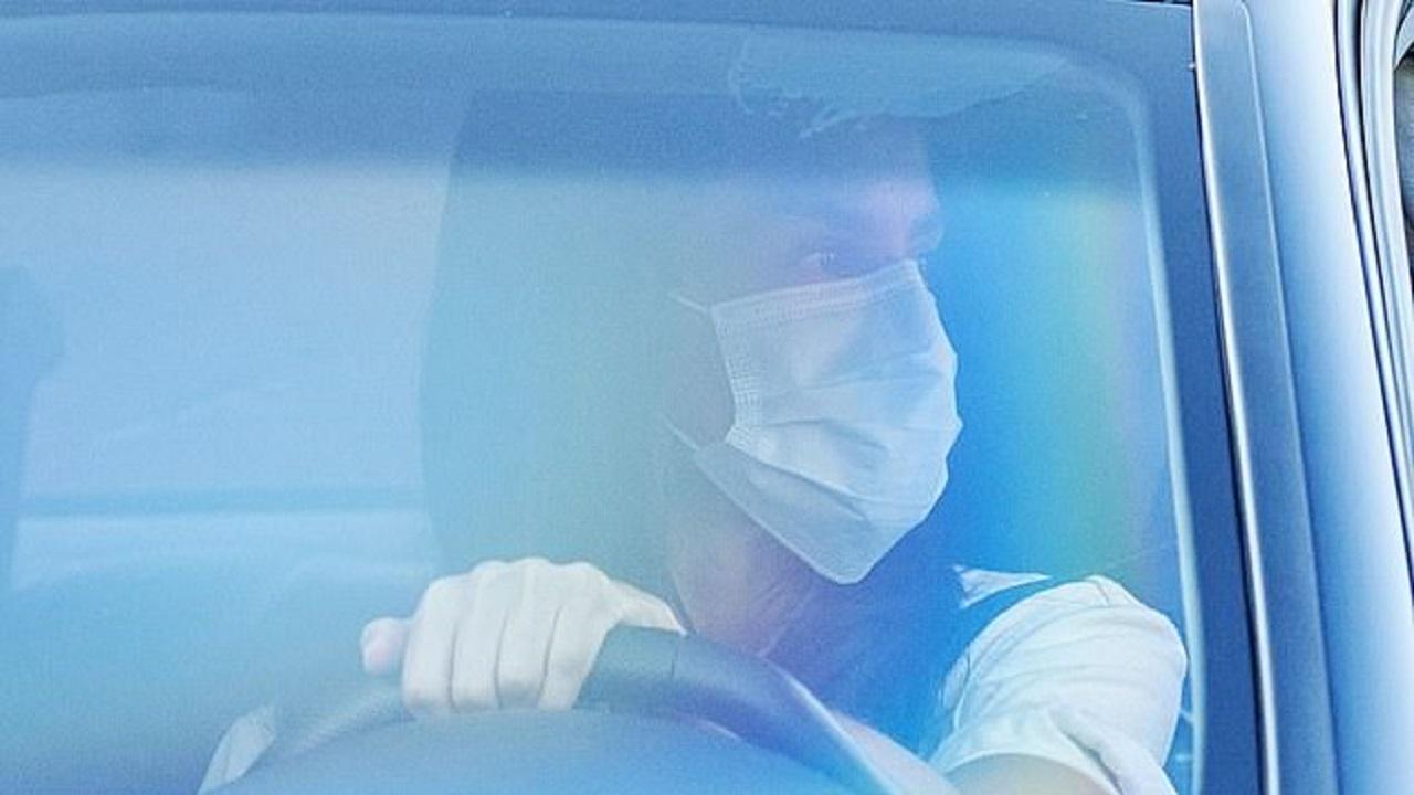 پادشاه و ملکه اسپانیا، راننده سرویس مدرسه دختران خود شدند!